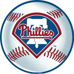 Philadelphia Phillies Cutouts | Party Supplies