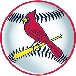 St. Louis Cardinals Cutouts | Party Supplies