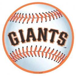 San Francisco Giants Cutouts | Party Supplies