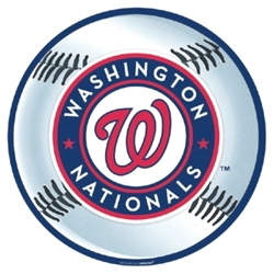 Washington Nationals Cutouts | Party Supplies
