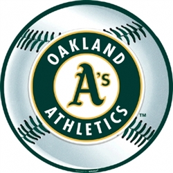 Oakland Athletics Cutouts | Party Supplies