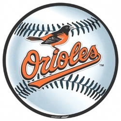 Baltimore Orioles Cutouts | Party Supplies