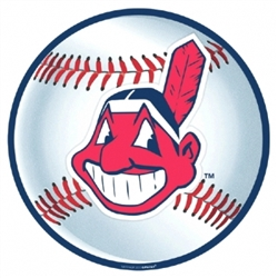 Cleveland Indians Cutouts | Party Supplies