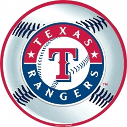 Texas Rangers Cutouts | Party Supplies