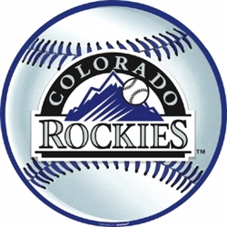 Colorado Rockies Cutouts | Party Supplies