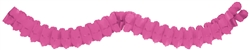 Pink 12' Paper Garland | party supplies