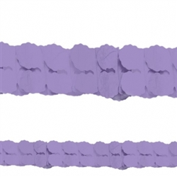 Purple Garland | Party Supplies