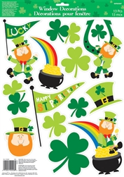 St. Patrick's Day Window Decoration | St. Patrick's Day supplies