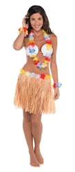 Shell Hula Skirt Kit - Adult | Party Supplies