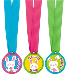 Easter Award Medal Assortment | Party Supplies