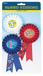 Award Ribbons - 6"