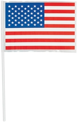 "American Flag - 6-1/4"" x 4"" 