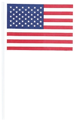 "American Flag - 4"" x 6-1/4"" 