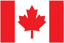 Canadian Flag | Party Supplies