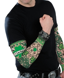 St. Patrick's Day Tattoo Sleeves | St. Patrick's Day supplies