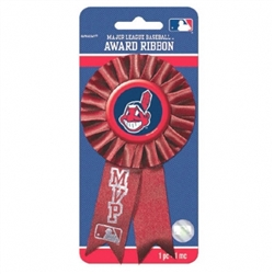 Cleveland Indians Award Ribbon | Party Supplies