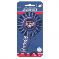 Washington Nationals Award Ribbon | Party Supplies