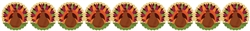 Thanksgiving Garland | Party Supplies