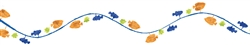 Tropical Summer Wire Garland | Luau Party Supplies