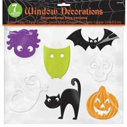 Halloween Window Clings