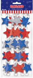 Patriotic Ring Garland | Party Supplies