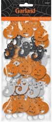 Family Friendly Ring Garland | Halloween Party Supplies