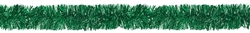 Green Tinsel Boa Garland | Party Supplies