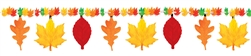 Autumn Leaves Garland | Party Supplies