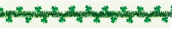 Shamrocks Garland | party supplies