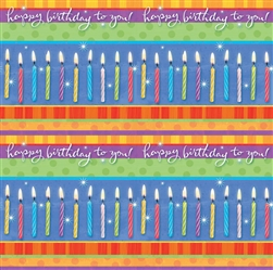 Make A Wish Jumbo Gift Wrap | Party Supplies