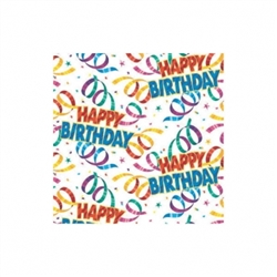 Party Streamers Gift Wrap | Party Supplies