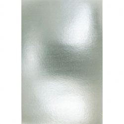 Jumbo Silver Foil Gift Wrap | Party Supplies