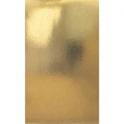 Gold Jumbo Gift Wrap | Party Supplies