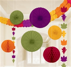 Fall Decorating Kit | Party Supplies