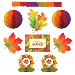 Fall Room Decorating Kit | Party Supplies