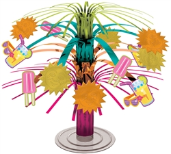 Fun in the Sun Mini Cascade Centerpiece | Party Supplies