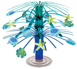 Summer Sea Mini Cascade Centerpiece | Luau Party Supplies