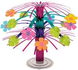 Hibiscus Mini Cascade Centerpiece | Party Supplies