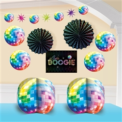 Disco Fever Decorating Kit | Party Supplies