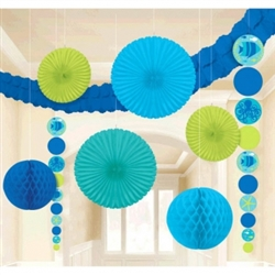 Summer Sea Decorating Kit | Hanging Decorations