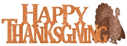 Happy Thanksgiving 3-D Centerpiece | Party Supplies