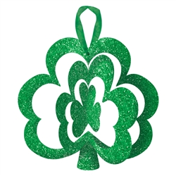 Shamrock Spinning Decoration | St. Patrick's Day supplies
