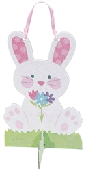 3-D Bunny Decoration | Party Supplies