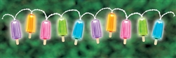 Ice Pop String Lights | Luau Party Supplies