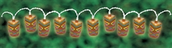 Tiki String Lights | Luau Party Supplies