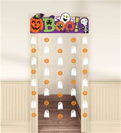 Halloween Family Friendly Doorway Curtain | Halloween Decorations