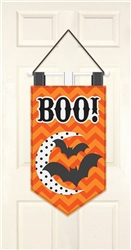 Modern Halloween Felt Door Banner | Halloween Hanging Decorations