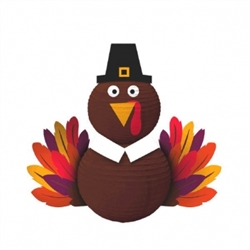 Turkey Lantern | Party Supplies