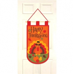 Thanksgiving Door Banner | Party Supplies