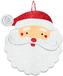 Santa Value Sign | Party Supplies